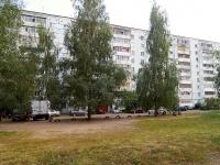 Казань, улица Академика Парина, дом 4. многоквартирный дом