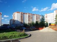 Казань, улица Академика Парина, дом 18. многоквартирный дом