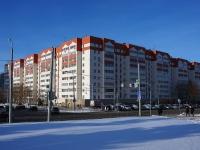Казань, улица Академика Парина, дом 6. многоквартирный дом