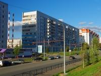 Казань, улица Академика Парина, дом 8. многоквартирный дом