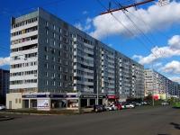 Казань, улица Академика Парина, дом 22. многоквартирный дом