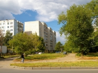 Kazan, Professor Kamay st, house 15А. Apartment house