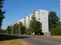 Казань, улица Сыртлановой, дом 1. многоквартирный дом