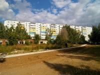 Казань, улица Сыртлановой, дом 4. многоквартирный дом