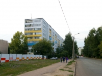 Kazan, Syrtlanovoy st, house 4. Apartment house