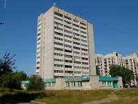 Казань, улица Сыртлановой, дом 7. многоквартирный дом