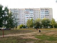 Казань, улица Сыртлановой, дом 8. многоквартирный дом
