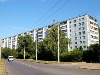 Казань, улица Сыртлановой, дом 11. многоквартирный дом