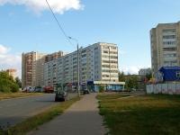 Казань, улица Сыртлановой, дом 16. многоквартирный дом