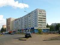 Kazan, Syrtlanovoy st, house 16. Apartment house