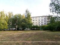 Казань, улица Сыртлановой, дом 18. многоквартирный дом