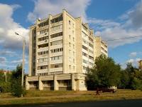 Казань, улица Сыртлановой, дом 21. многоквартирный дом