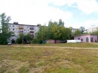 Казань, улица Сыртлановой, дом 25. многоквартирный дом