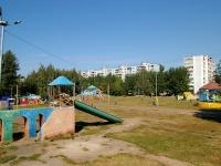 Казань, улица Гарифьянова. парк Детский