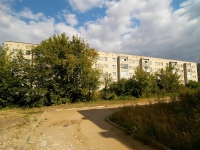 neighbour house: st. Garifyanov, house 10. Apartment house