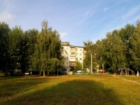 neighbour house: st. Garifyanov, house 26. Apartment house