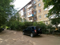 Kazan, Garifyanov st, house 34. Apartment house