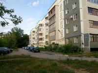 Kazan, Garifyanov st, house 38А. Apartment house