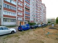 Казань, улица Гарифьянова, дом 38Б. многоквартирный дом