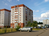 neighbour house: st. Garifyanov, house 38В. Apartment house