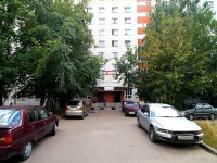 neighbour house: st. Garifyanov, house 42. hostel