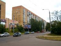 喀山市,  , house 9. 公寓楼