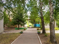 "neighbour house: st. Khusain Mavlyutov, house 13. nursery school №369 ""Алтынчач"""