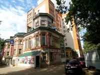 Kazan, Khusain Mavlyutov st, house 14. Apartment house
