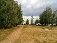 neighbour house: st. Khusain Mavlyutov, house 25. Apartment house