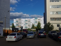 Kazan, Khusain Mavlyutov st, house 31. Apartment house
