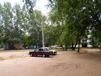 Kazan, Khusain Mavlyutov st, house 32. Apartment house