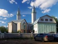 Kazan, st Khusain Mavlyutov, house 48А. mosque