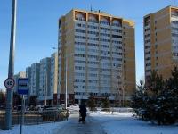 Казань, улица Хусаина Мавлютова, дом 17А. многоквартирный дом