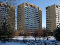 Казань, улица Хусаина Мавлютова, дом 17Б. многоквартирный дом