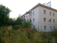 neighbour house: st. Voenny gorodok, house 84. Apartment house