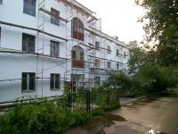 Казань, улица Военный 2-й городок, дом 89. многоквартирный дом