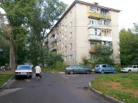 neighbour house: st. Voenny gorodok, house 110. Apartment house