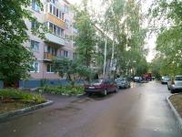 Казань, улица Военный 2-й городок, дом 142/6. многоквартирный дом