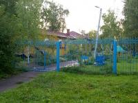 Казань, улица Военный 2-й городок. детский сад