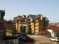Казань, улица Касаткина, дом 20А. многоквартирный дом