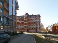 Казань, улица Касаткина, дом 25. многоквартирный дом