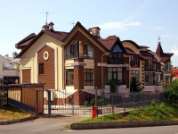 Казань, улица Касаткина, дом 17. многоквартирный дом