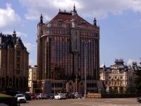 Казань, улица Касаткина, дом 11А. многоквартирный дом