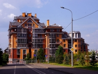 neighbour house: st. Kasatkin, house 20. Apartment house