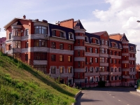 neighbour house: st. Kasatkin, house 25. Apartment house
