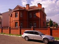 Kazan, office building КровЖилстрой, строительно-монтажная компания, Kasatkin st, house 31