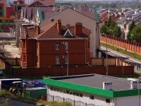 Казань, офисное здание КровЖилстрой, строительно-монтажная компания, улица Касаткина, дом 31