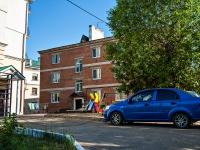 Казань, улица Нагорная, дом 14Б. многоквартирный дом