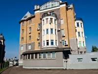 Казань, улица Нагорная, дом 29. многоквартирный дом