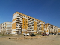 Казань, улица Академика Глушко, дом 1. многоквартирный дом